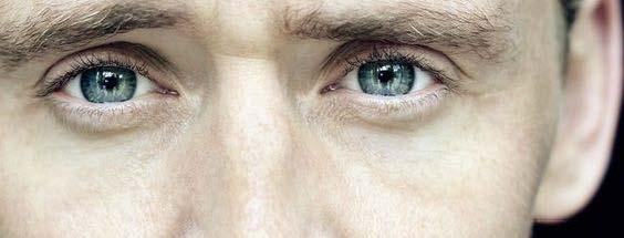 his eyes2